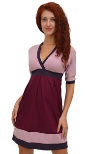 1142 Платье Жемчужно-розовый